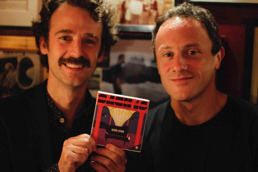 Matthew Trusler & George Lepauw: The Double Interview